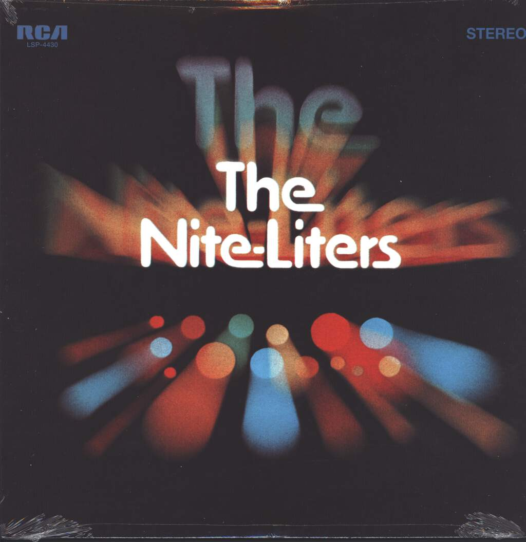 The Nite-Liters: The Nite-Liters, LP (Vinyl)