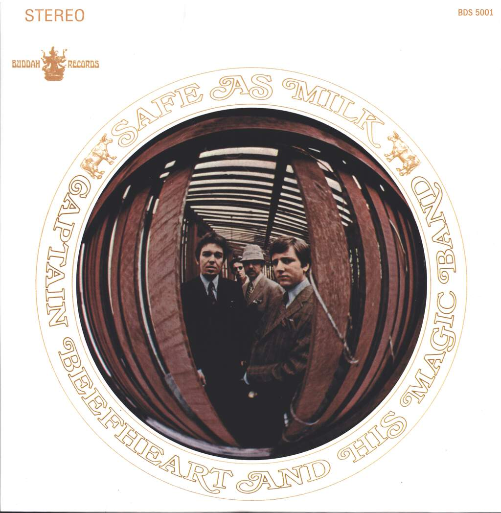 Captain Beefheart And His Magic Band: Safe As Milk, LP (Vinyl)