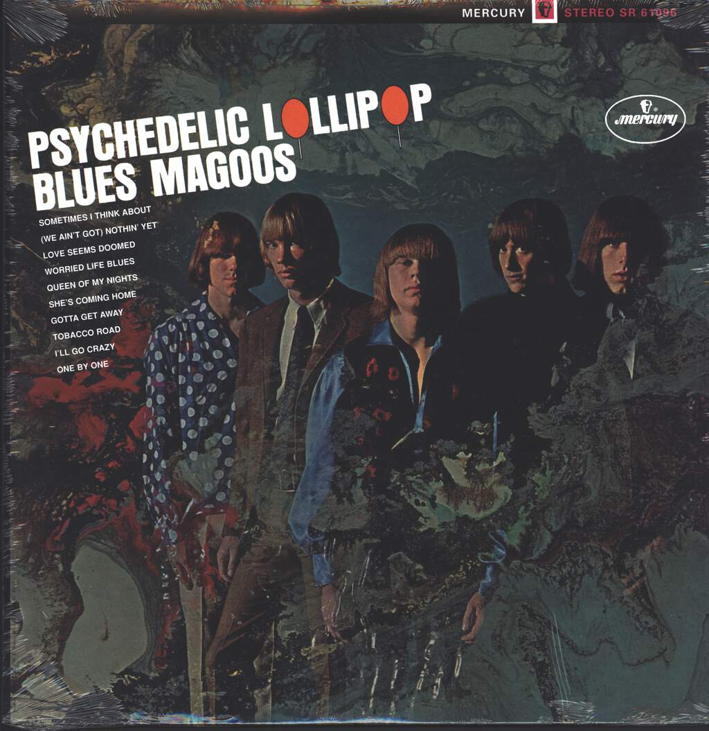 Blues Magoos: Psychedelic Lollipop, LP (Vinyl)