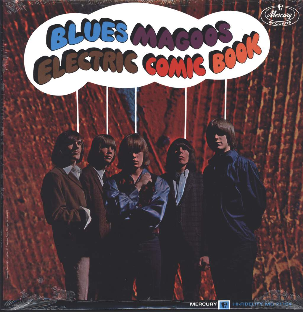 Blues Magoos: Electric Comic Book, LP (Vinyl)