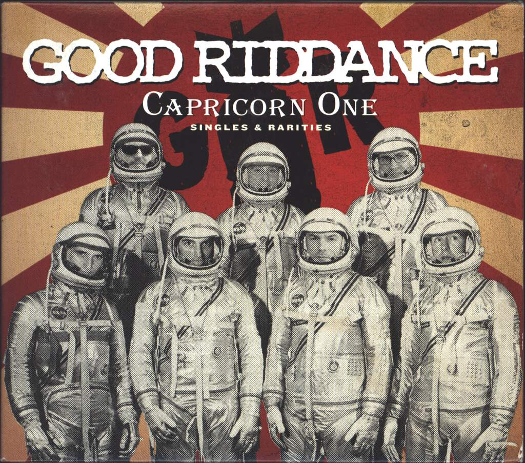 Good Riddance: Capricorn One (Singles & Rarities), CD