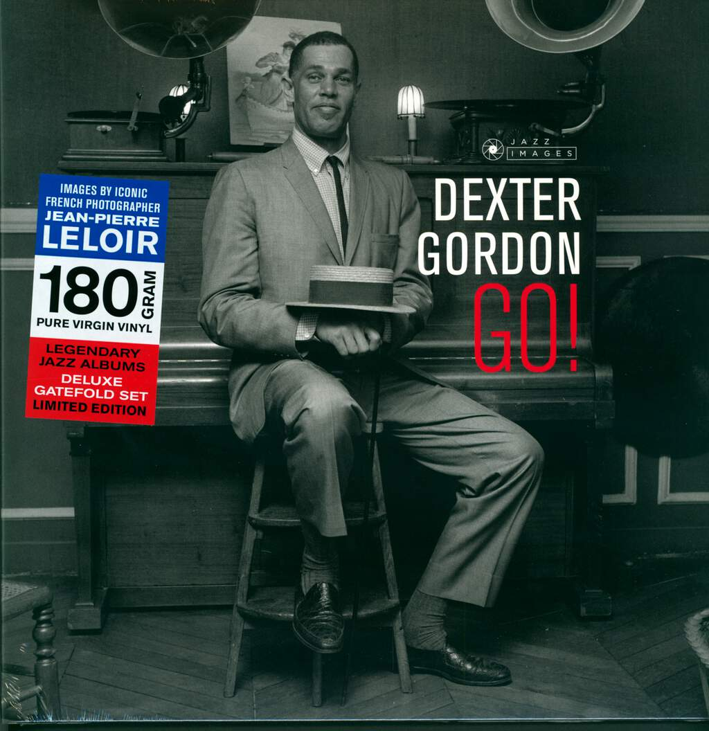 Dexter Gordon: Go!, LP (Vinyl)
