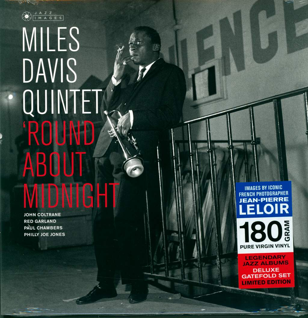 The Miles Davis Quintet: 'Round About Midnight, LP (Vinyl)