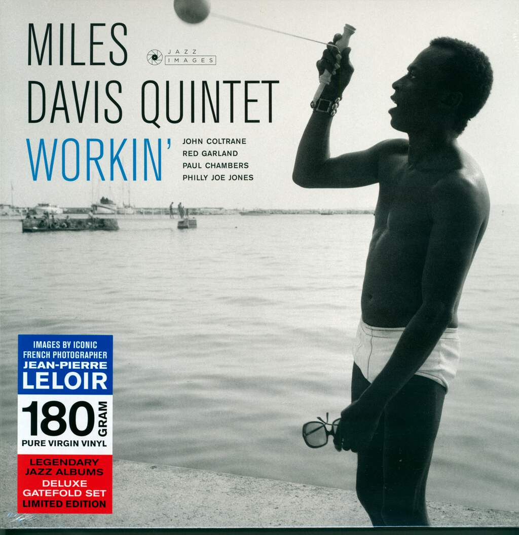 The Miles Davis Quintet: Workin', LP (Vinyl)