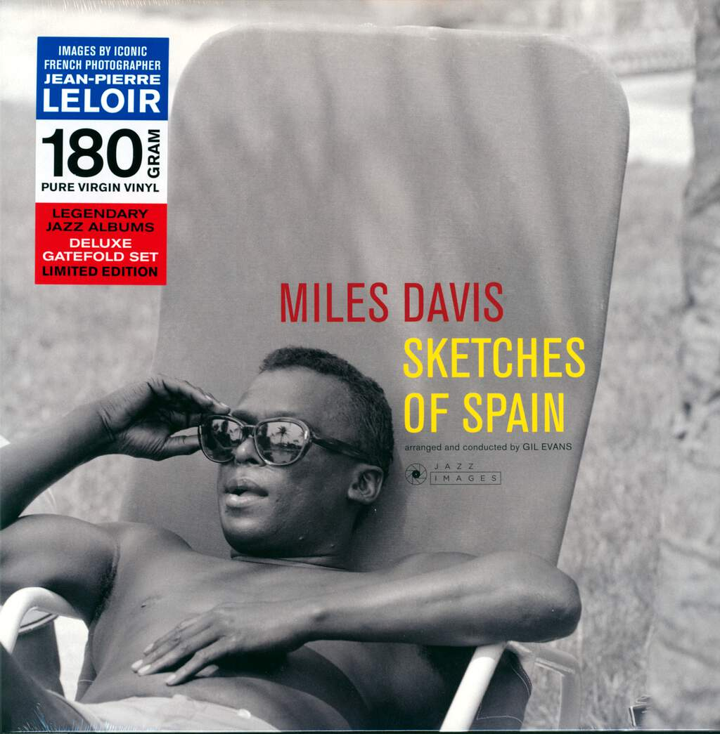 Miles Davis: Sketches Of Spain, LP (Vinyl)