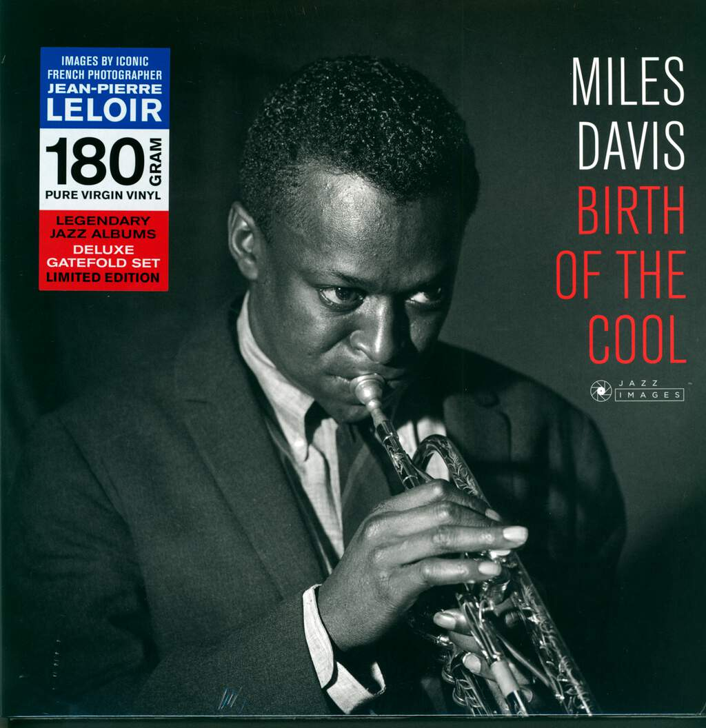Miles Davis: Birth Of The Cool, LP (Vinyl)