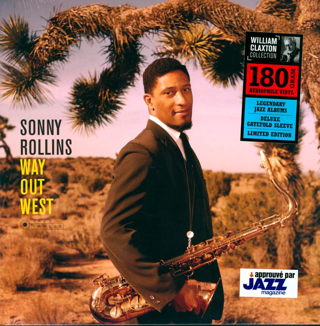 Sonny Rollins: Way Out West, LP (Vinyl)