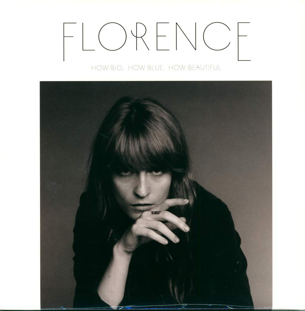 Florence And The Machine: How Big, How Blue, How Beautiful, 2×LP (Vinyl)
