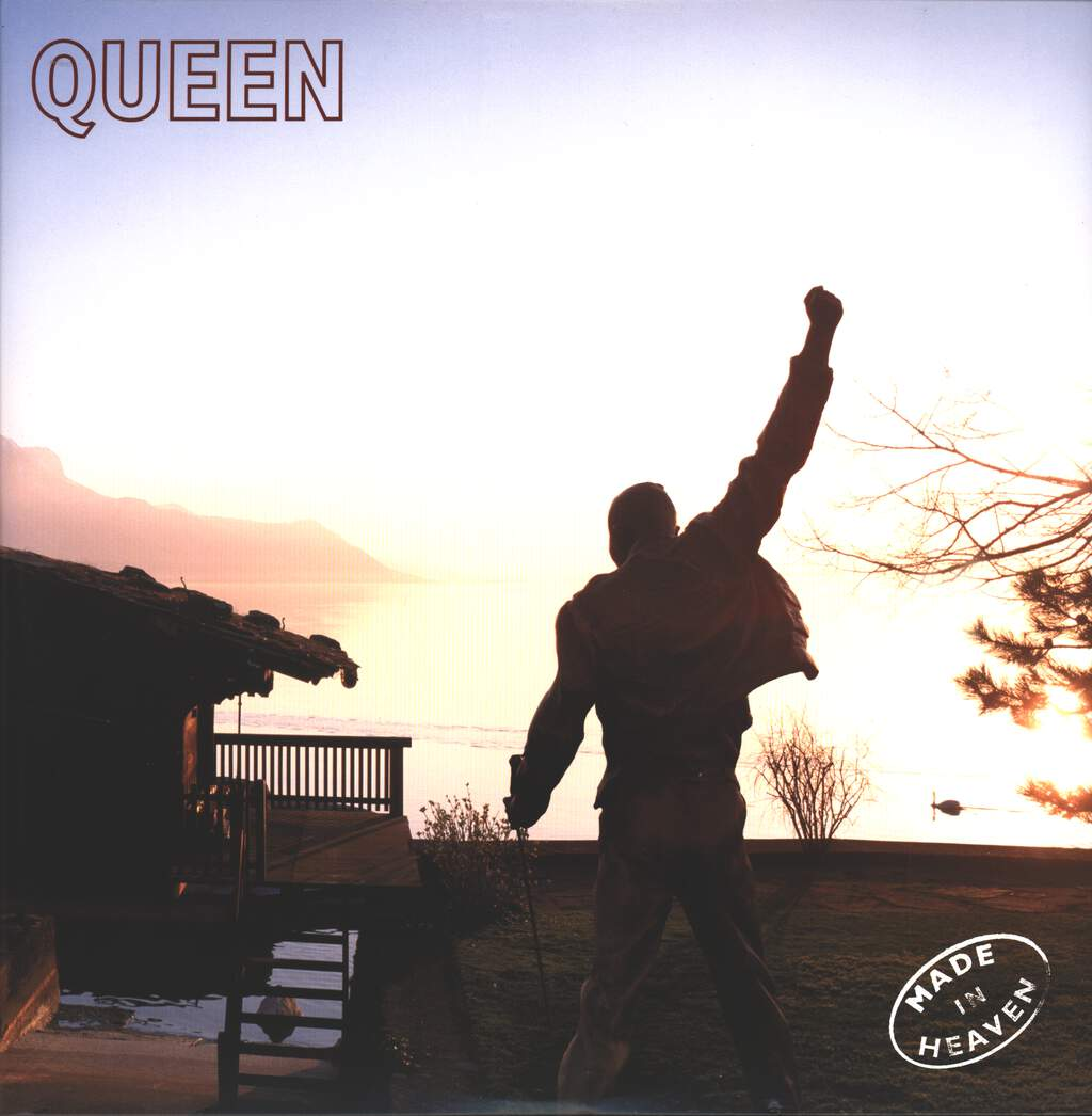 Queen: Made in Heaven, 2×LP (Vinyl)