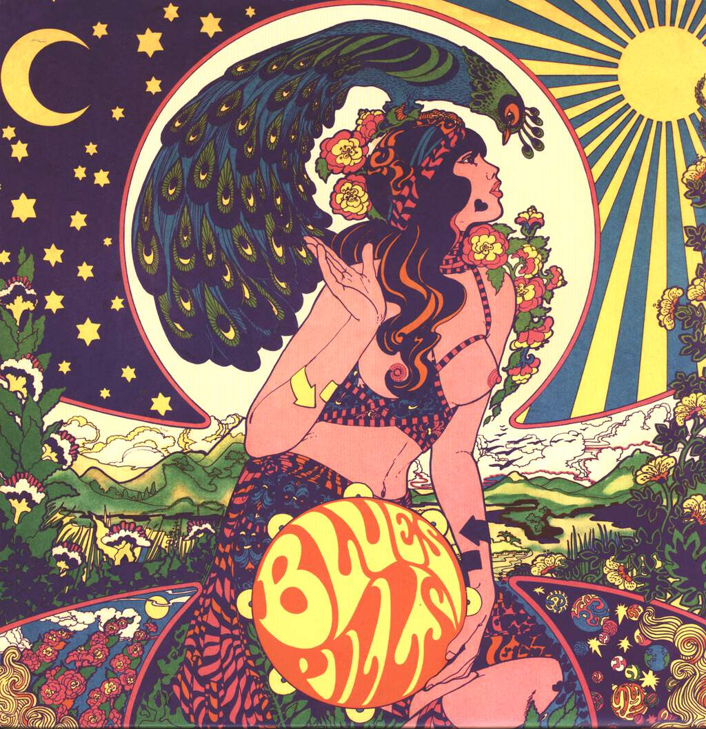 Blues Pills: Blues Pills, LP (Vinyl)