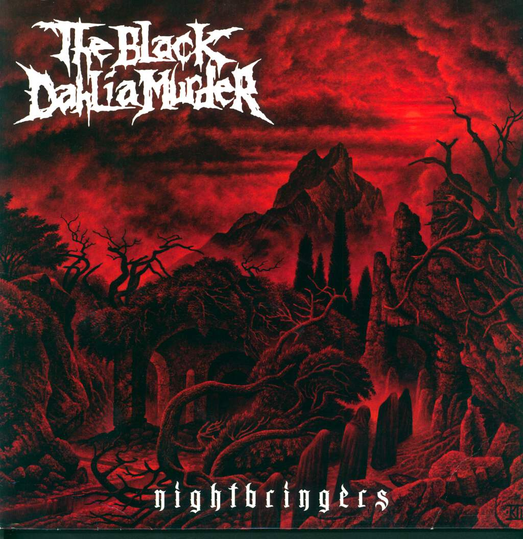 The Black Dahlia Murder: Nightbringers, LP (Vinyl)