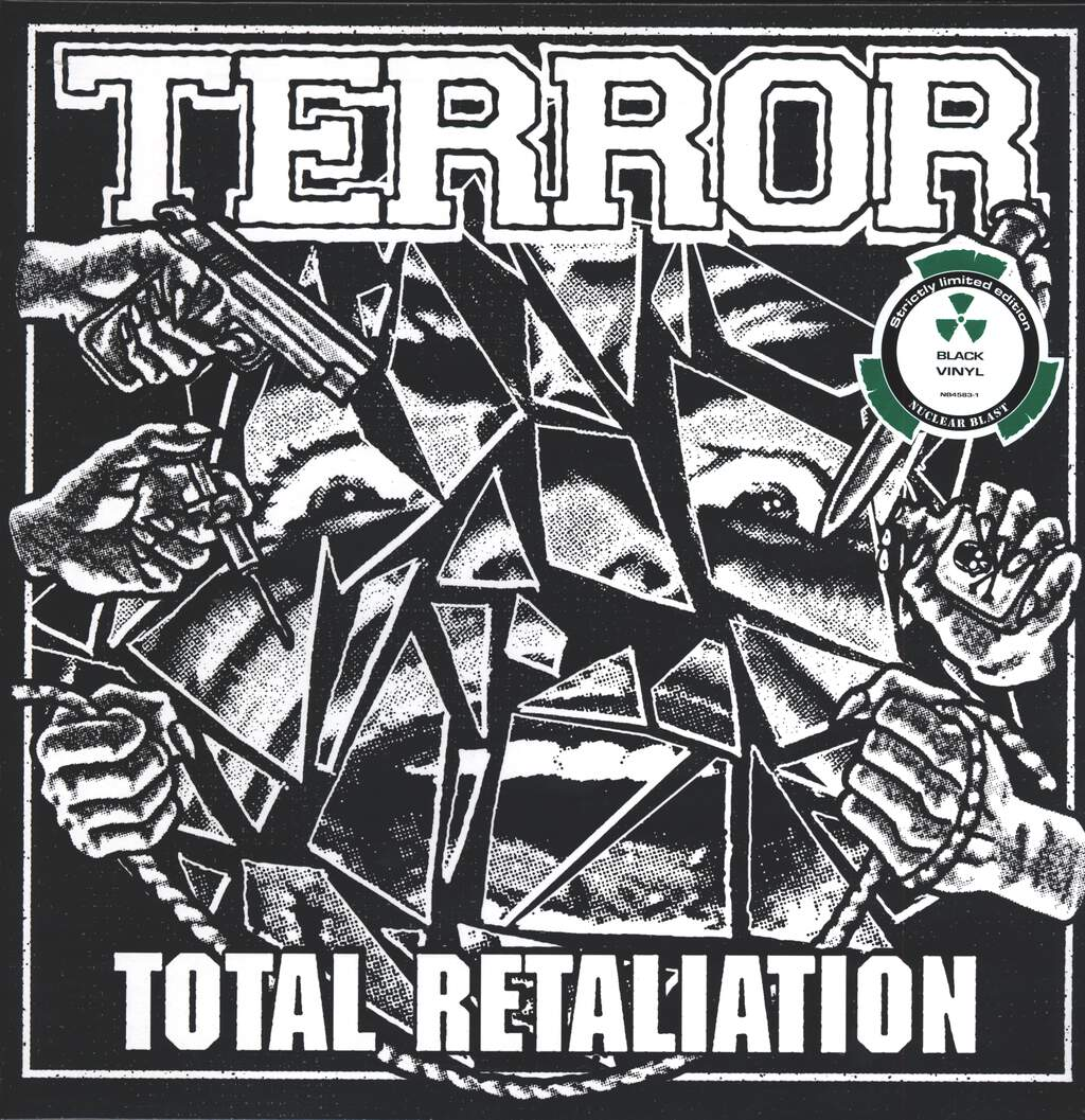 Terror: Total Retaliation, LP (Vinyl)