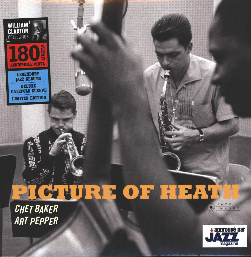 Chet Baker: Picture of Heath, LP (Vinyl)