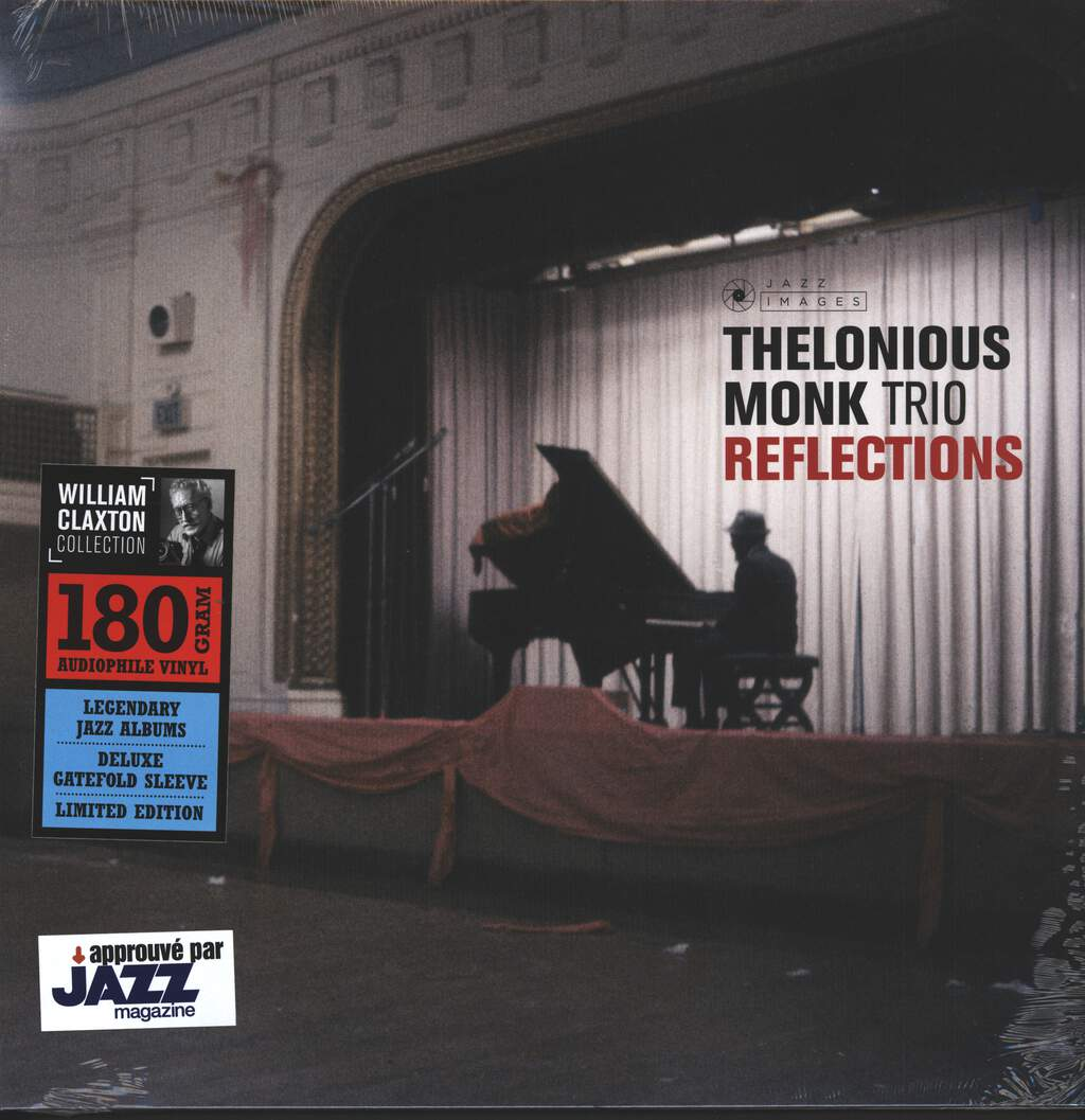 Thelonious Monk Trio: Reflections, LP (Vinyl)