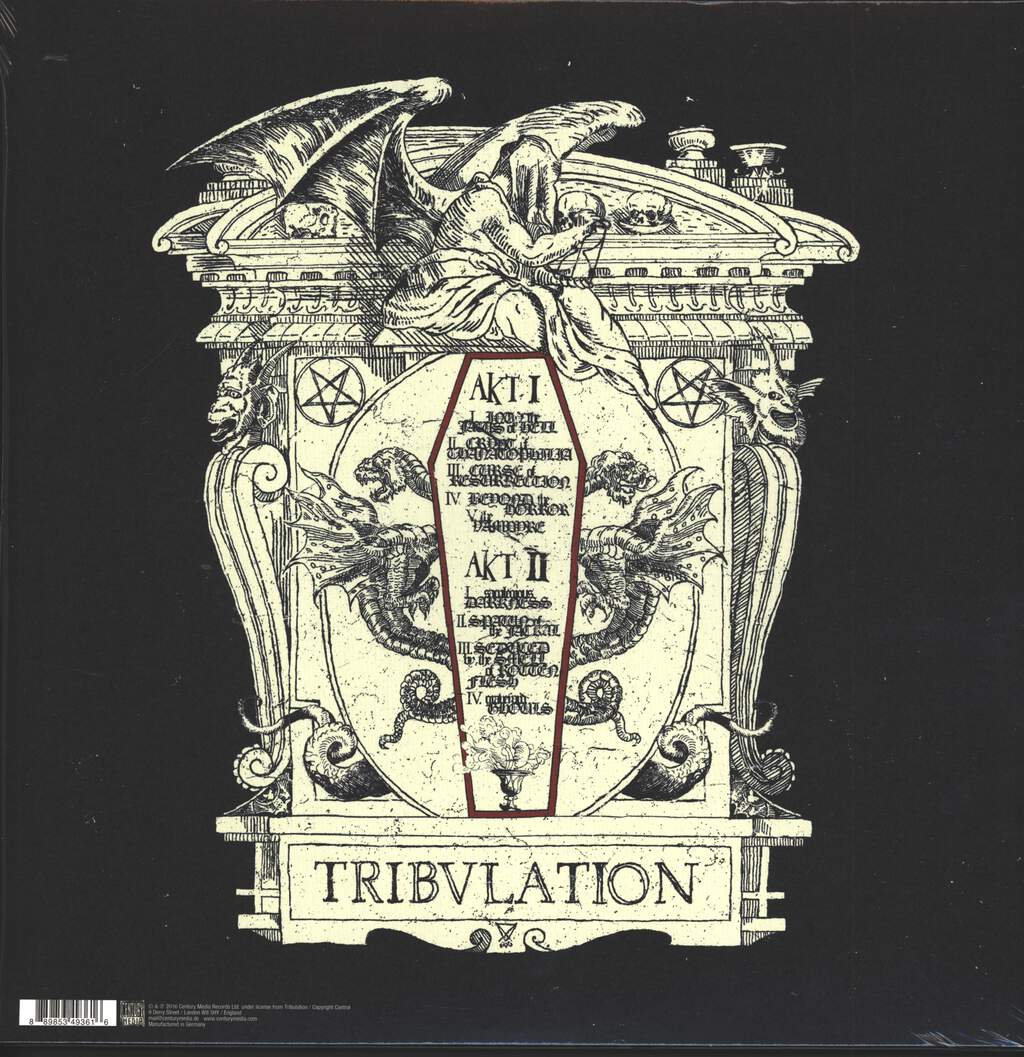 Tribulation: The Horror, LP (Vinyl)