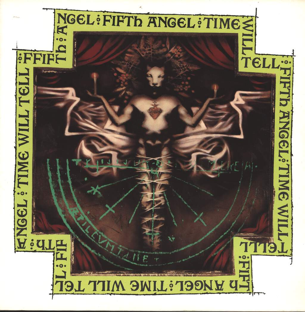 Fifth Angel: Time Will Tell, LP (Vinyl)
