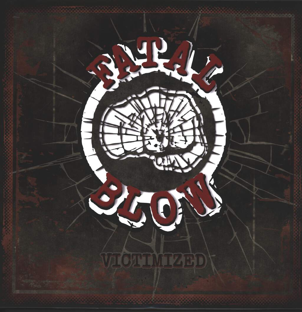 Fatal Blow: Victimized, LP (Vinyl)