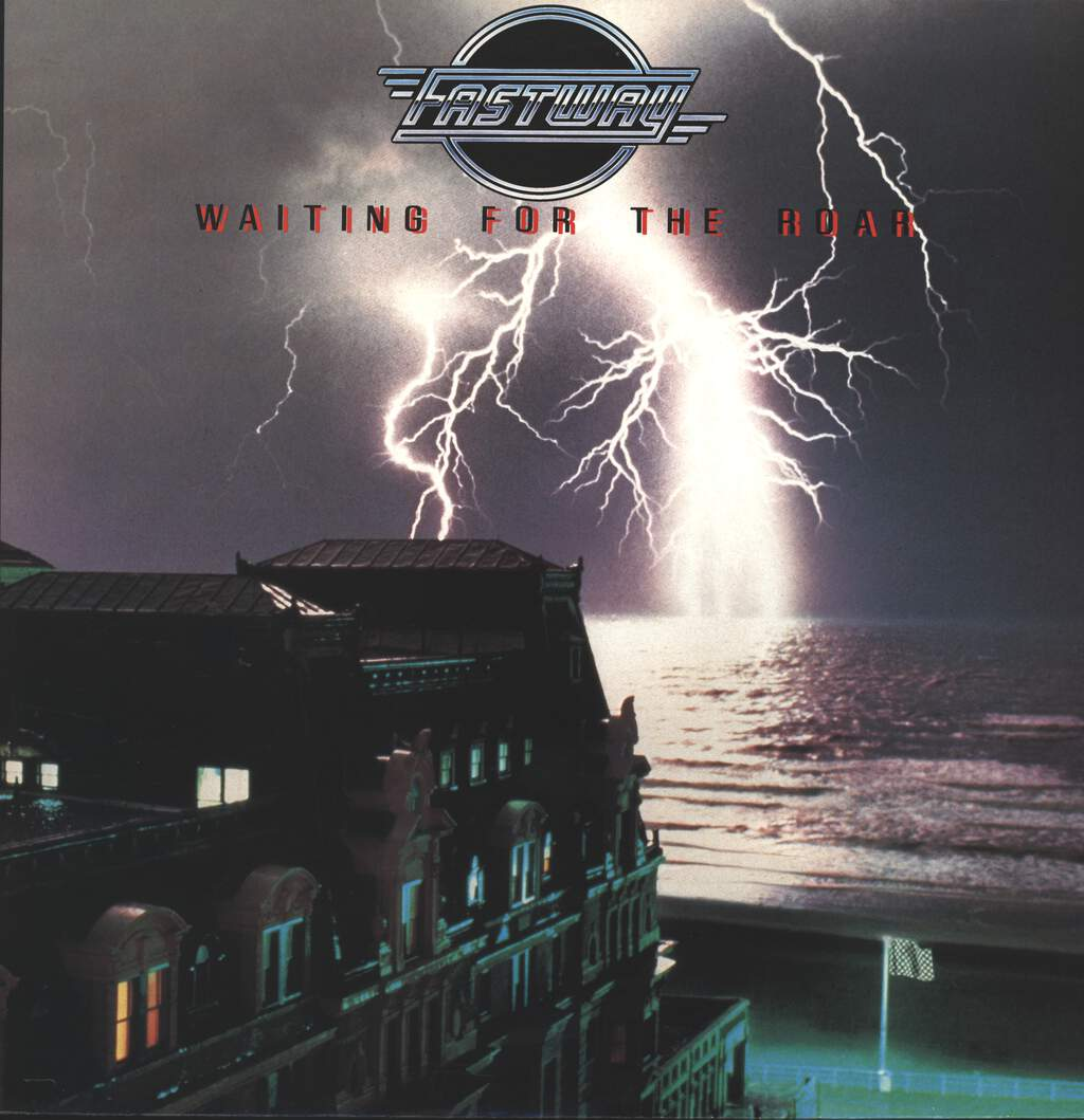 Fastway: Waiting For The Roar, LP (Vinyl)