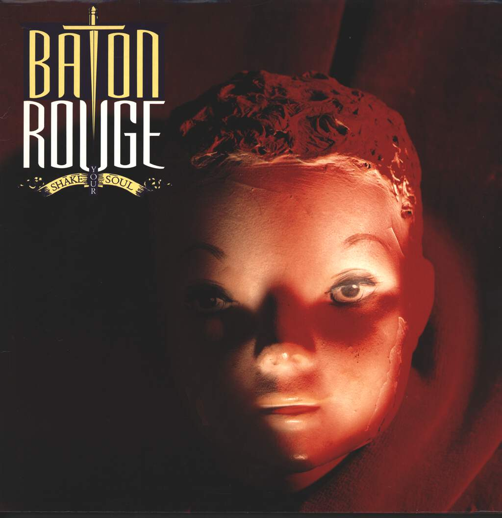Baton Rouge: Shake Your Soul, LP (Vinyl)