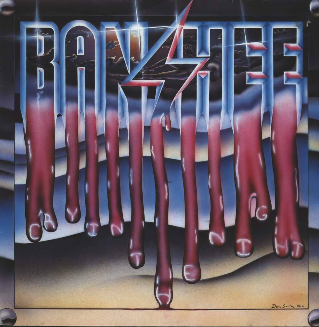 Banshee: Cry In The Night, Mini LP (Vinyl)