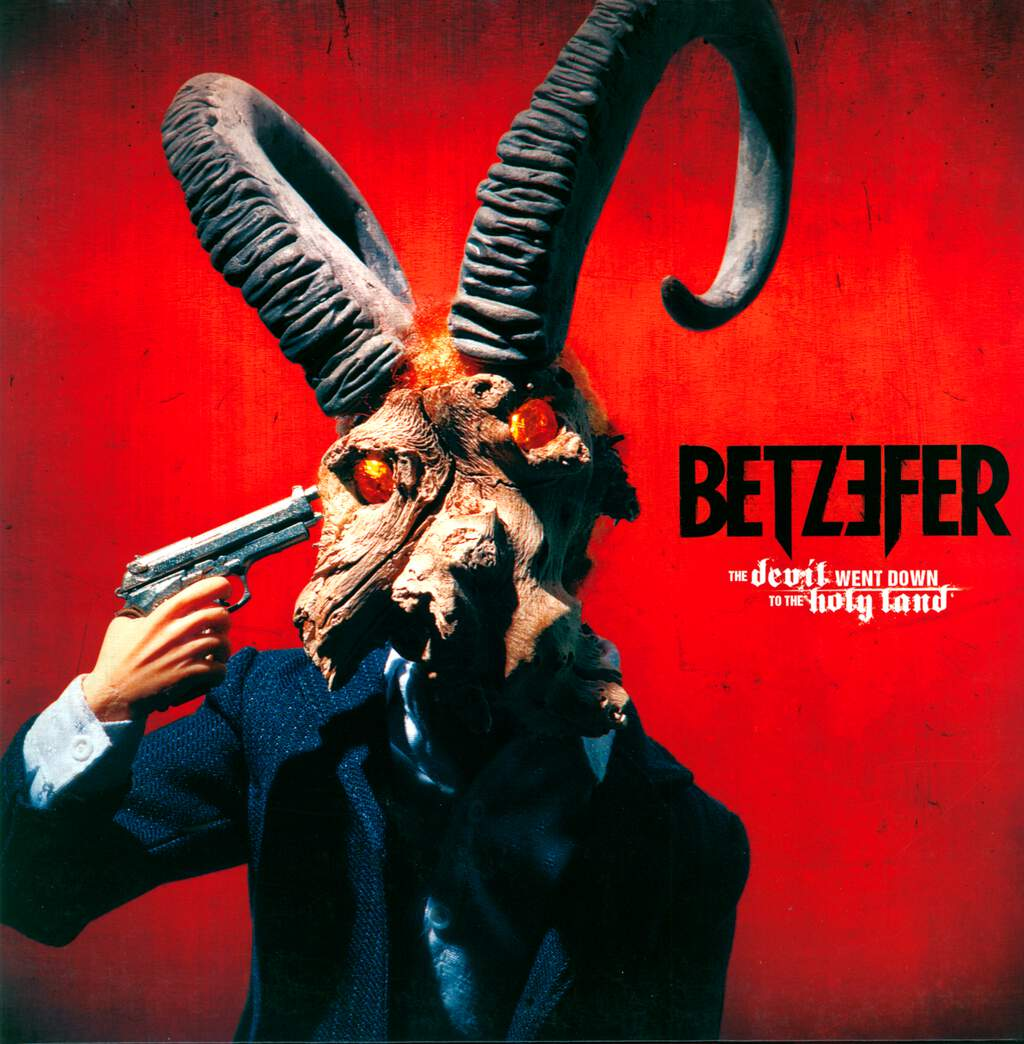 Betzefer: The Devil Went Down To The Holy Land, LP (Vinyl)