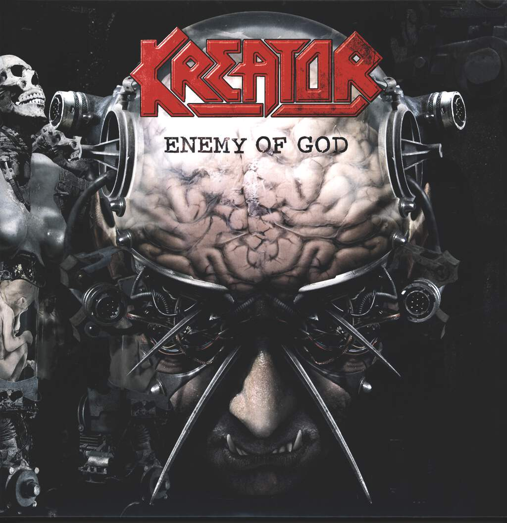 Kreator: Enemy Of God, LP (Vinyl)