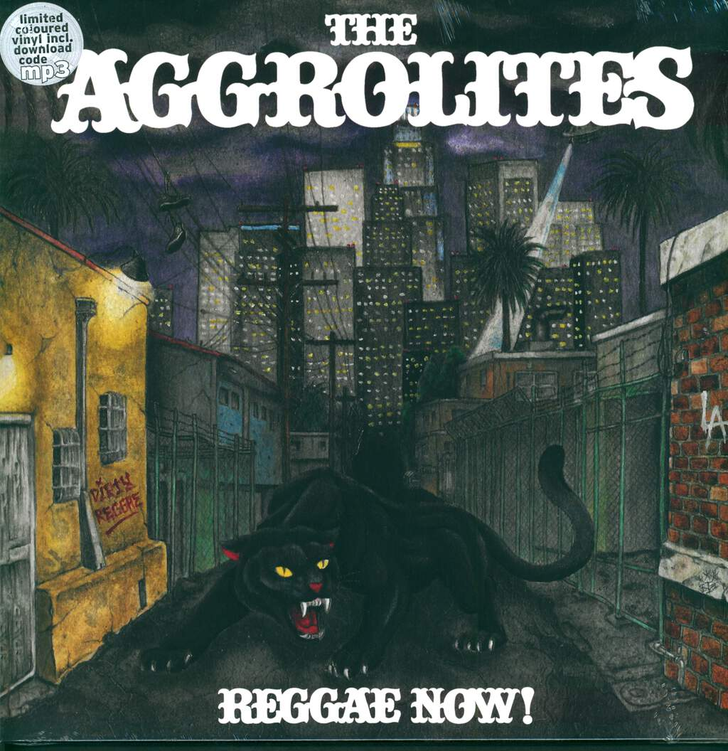 The Aggrolites: Reggae Now!, LP (Vinyl)