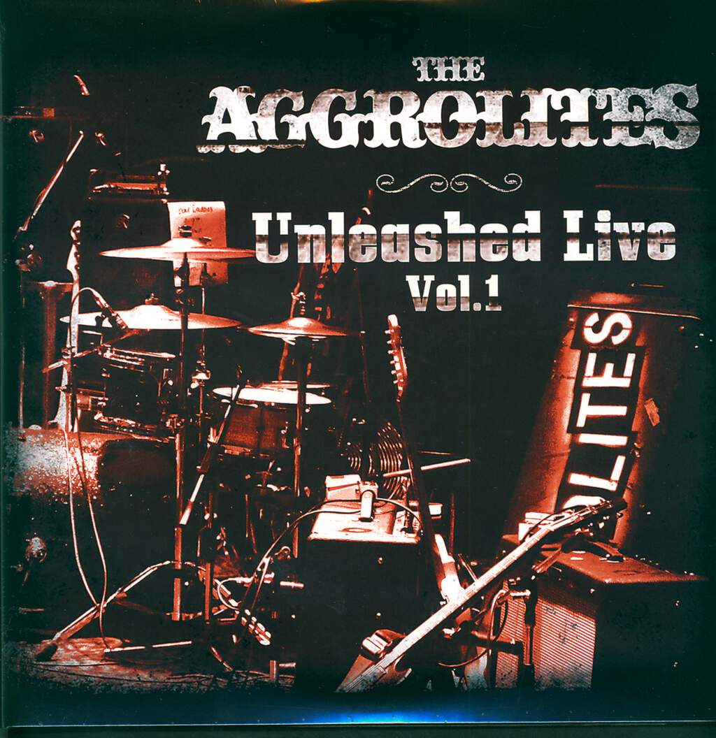 The Aggrolites: Unleashed Live Vol. 1, LP (Vinyl)