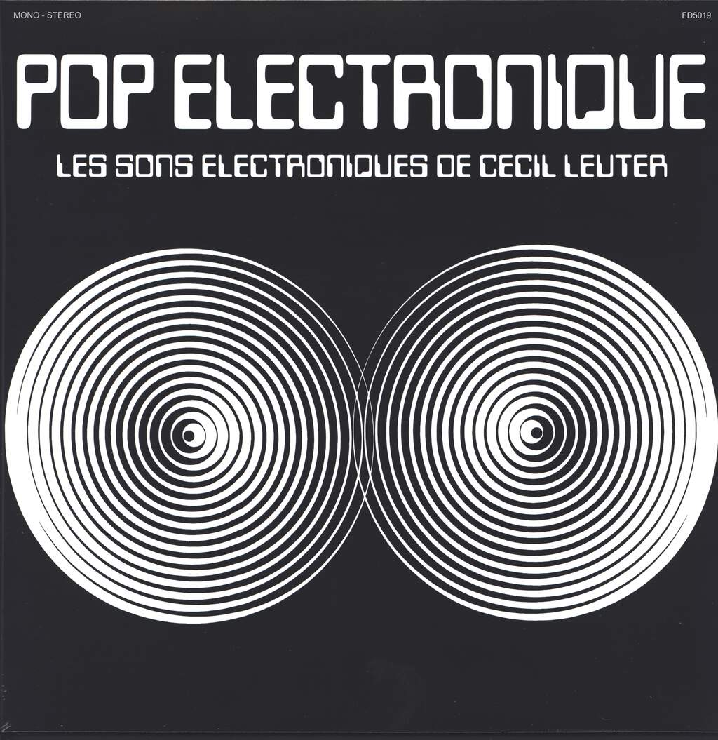 Cecil Leuter: Pop Electronique, LP (Vinyl)