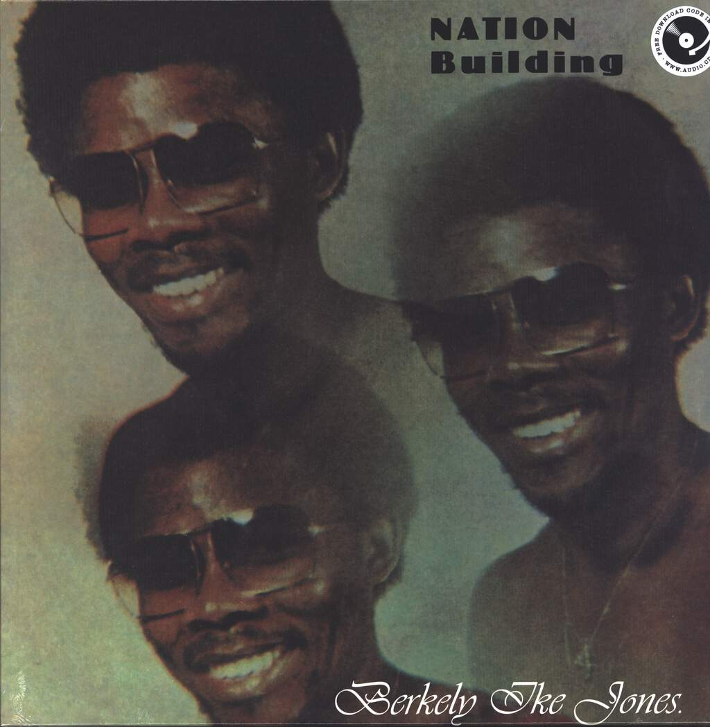 Berkley Jones: Nation Building, LP (Vinyl)