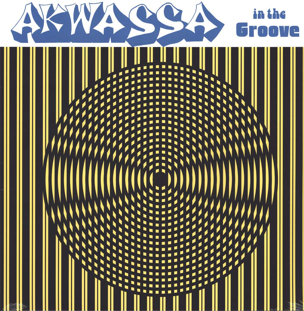 Akwassa: In The Groove, LP (Vinyl)