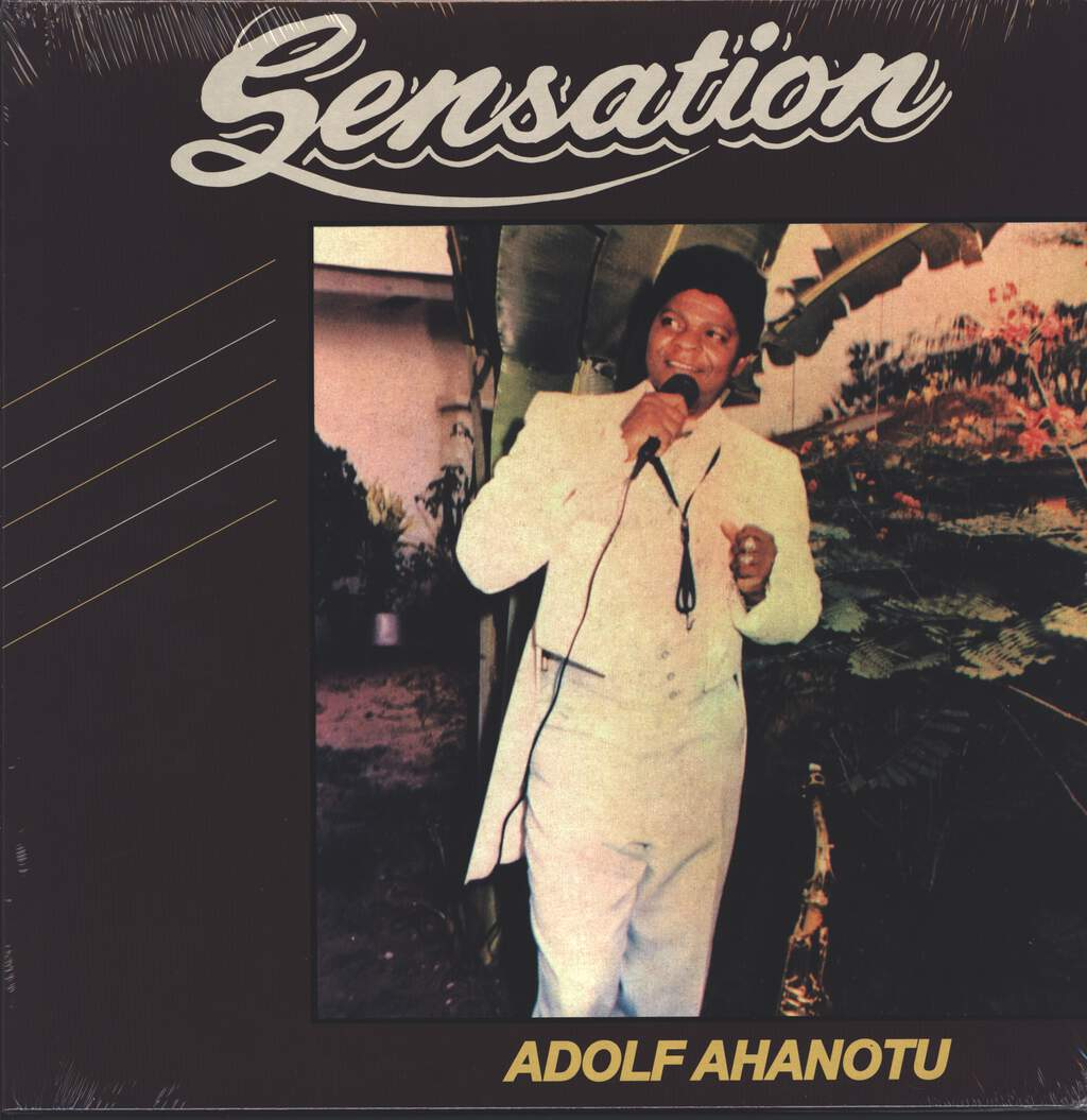 Dr. Adolf Ahanotu: Sensation, LP (Vinyl)