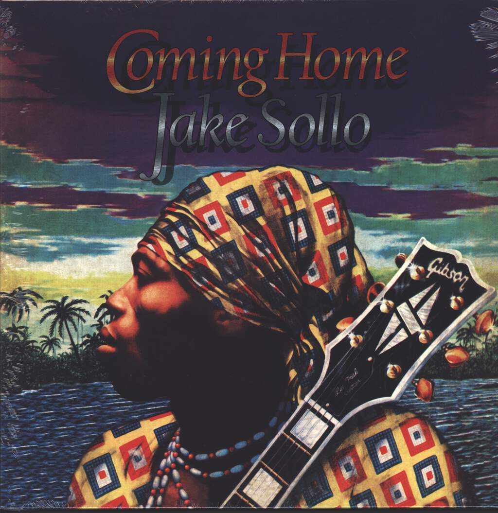 Jake Sollo: Coming Home, LP (Vinyl)
