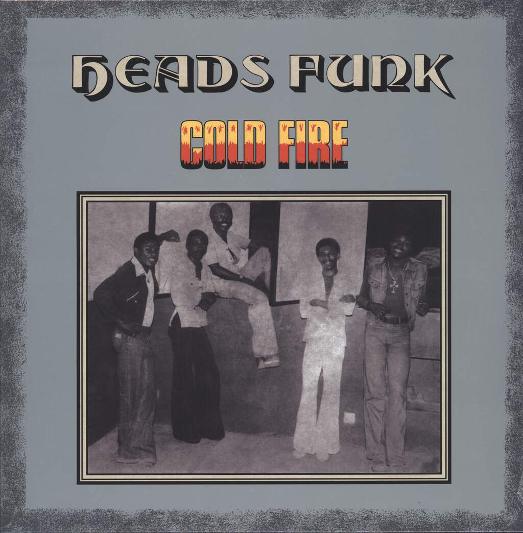 Heads Funk Band: Cold Fire, LP (Vinyl)