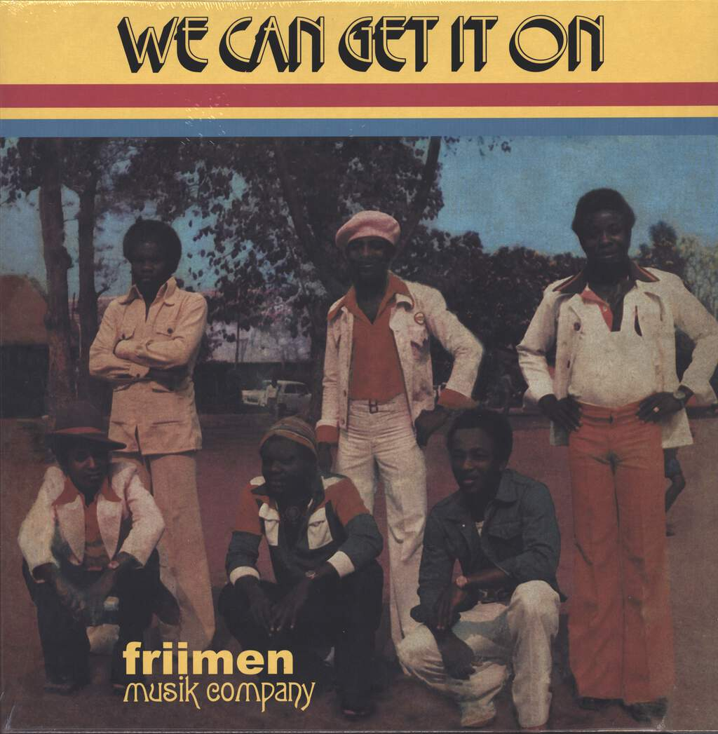 Friimen Musik Company: We Can Get It On, LP (Vinyl)