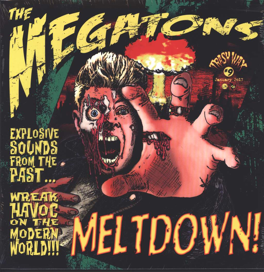 The Megatons: Meltdown, LP (Vinyl)