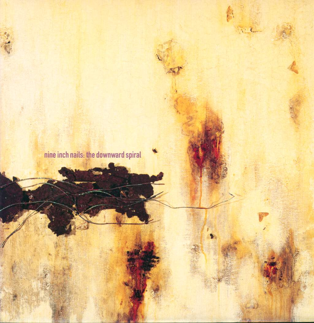 Nine Inch Nails: The Downward Spiral, LP (Vinyl)