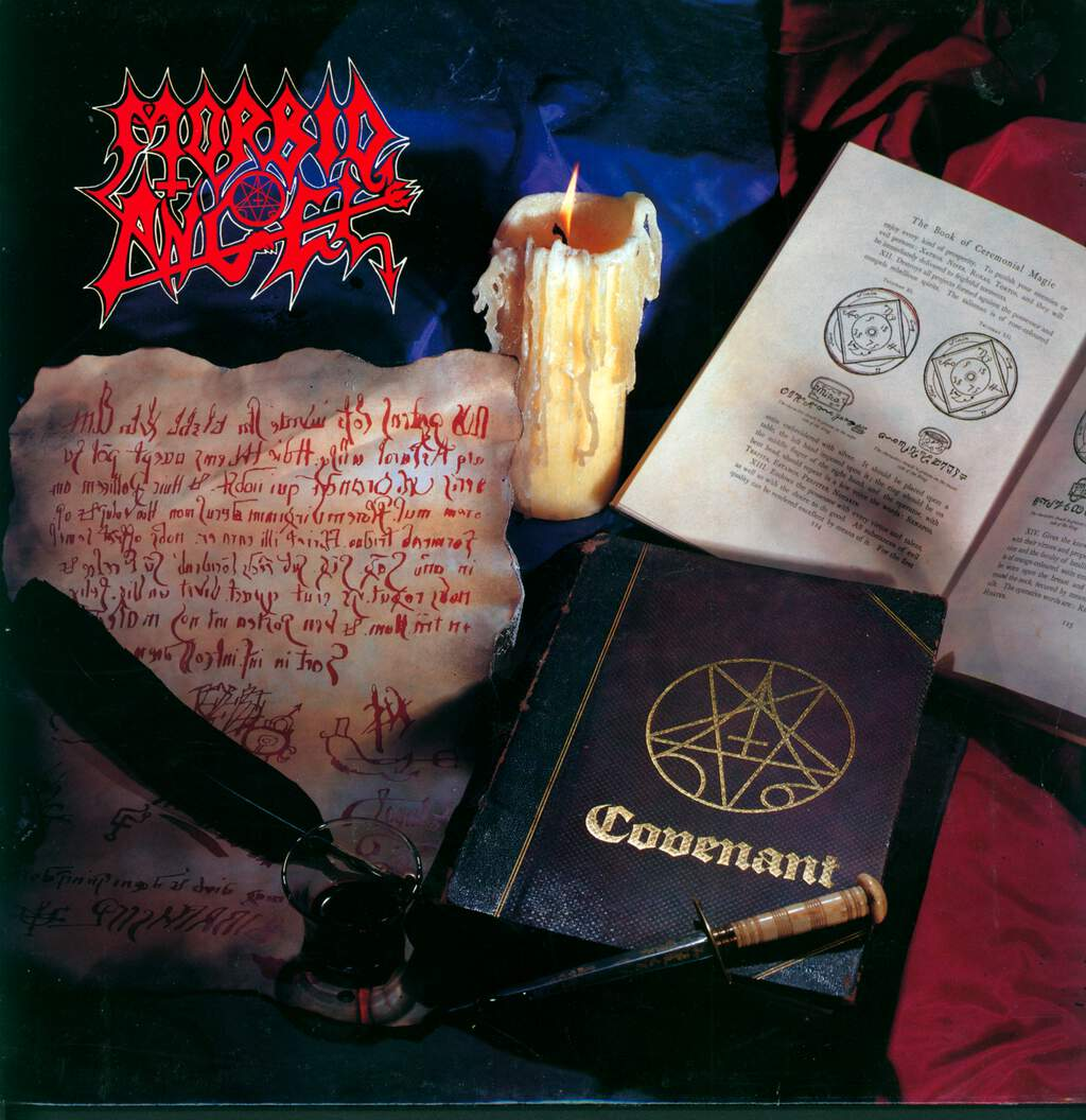 Morbid Angel: Covenant, LP (Vinyl)