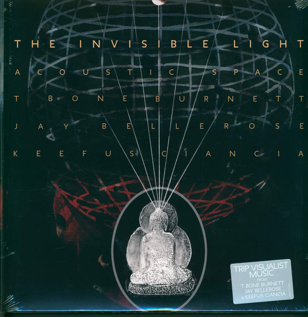 T-Bone Burnett: The Invisible Light: Acoustic Space, LP (Vinyl)