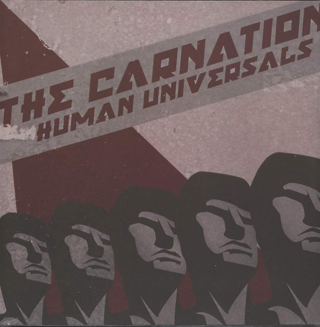 The Carnation: Human Universals, LP (Vinyl)