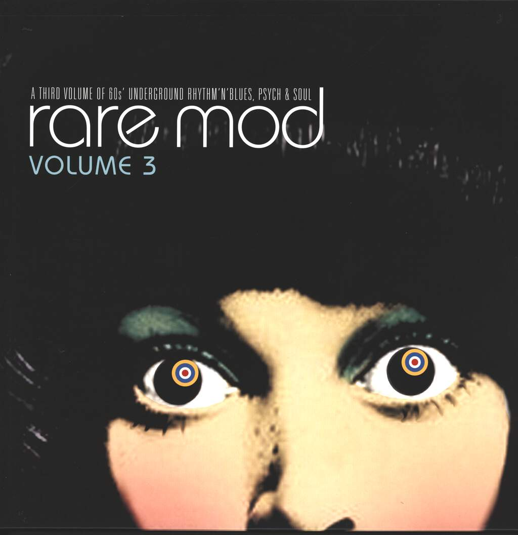 Various: Rare Mod Volume 3, LP (Vinyl)