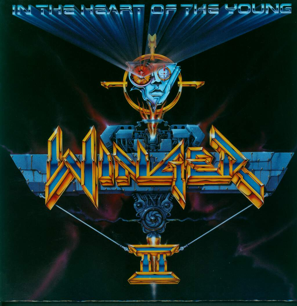 Winger: In The Heart Of The Young, LP (Vinyl)