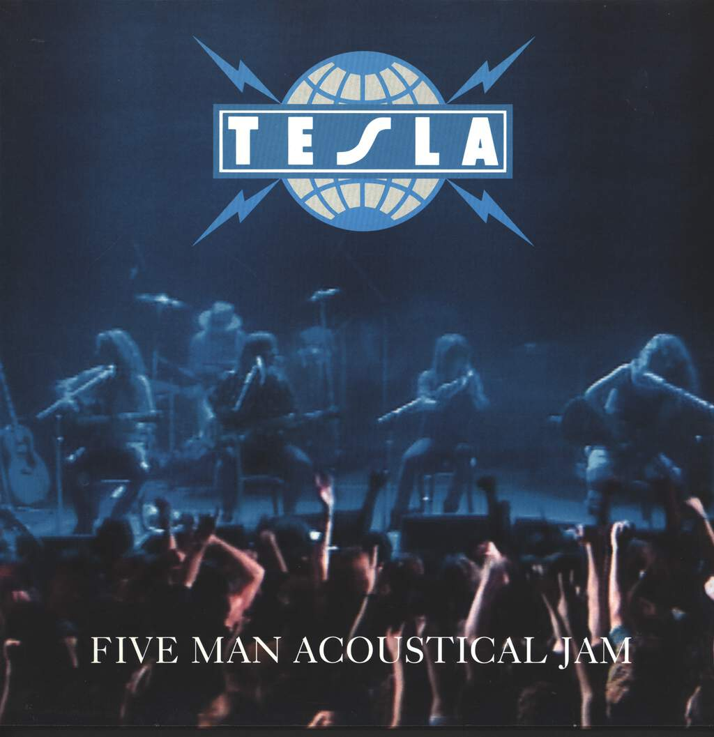 Tesla: Five Man Acoustical Jam, 2×LP (Vinyl)
