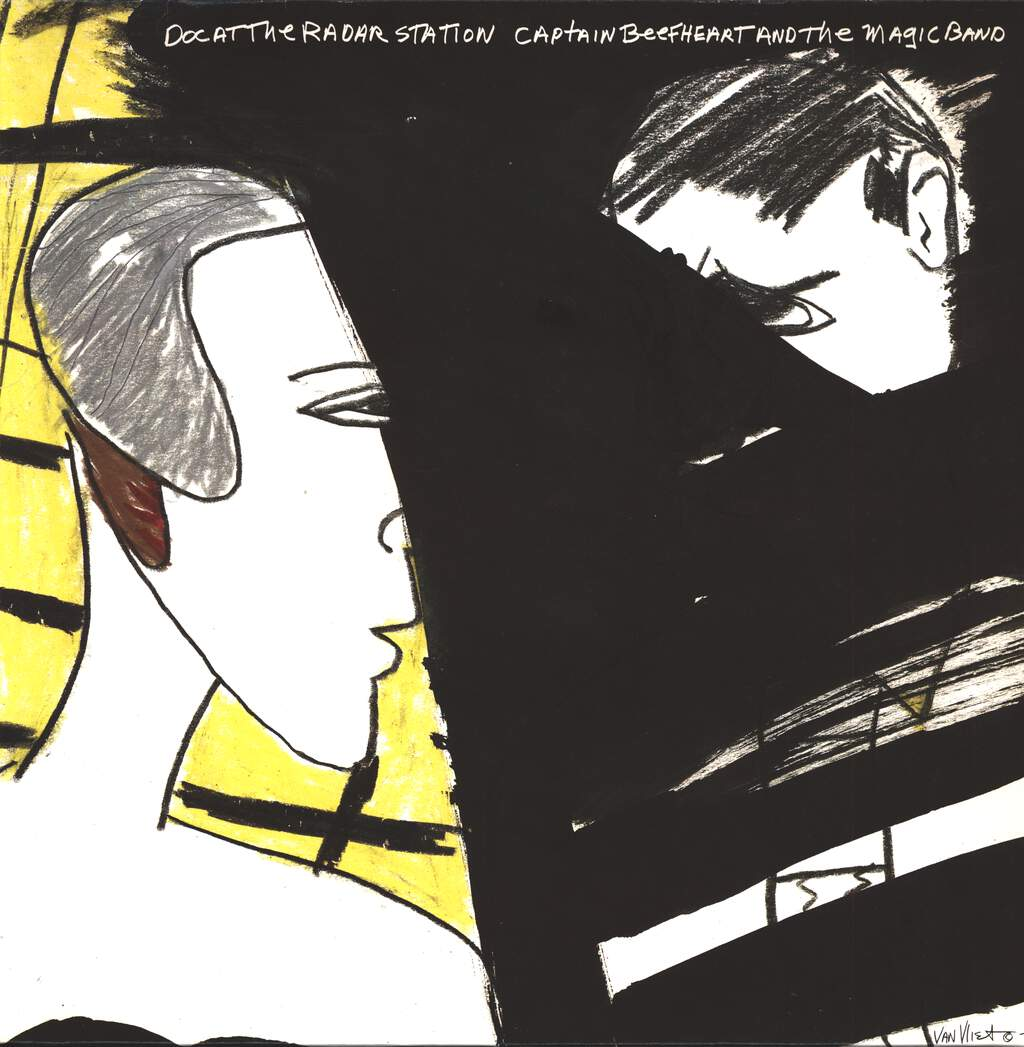 Captain Beefheart: Doc At The Radar Station, LP (Vinyl)