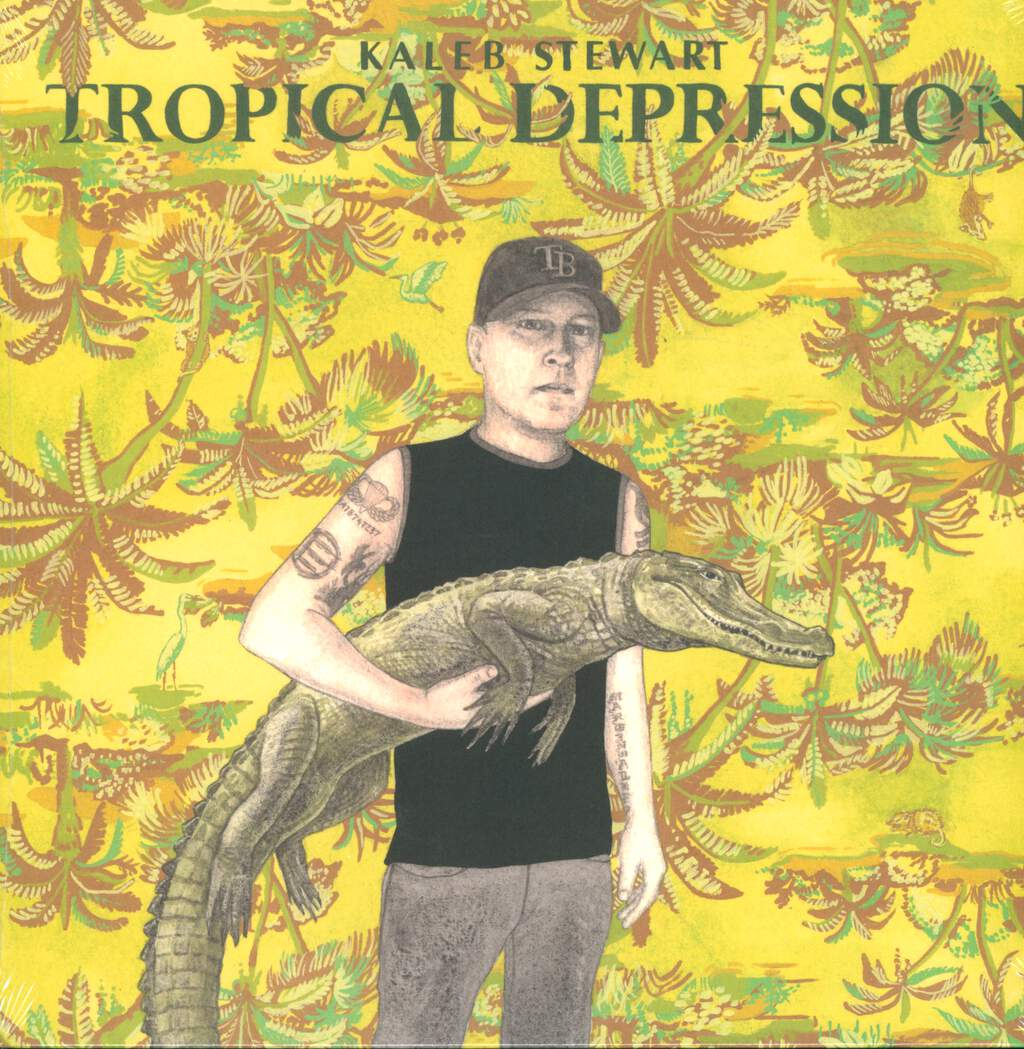 Kaleb Stewart: Tropical Depression, LP (Vinyl)