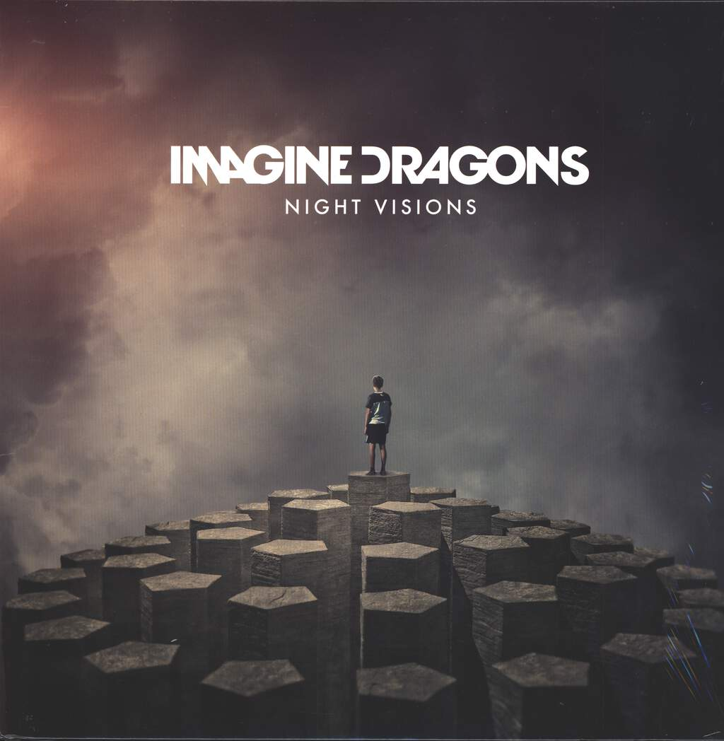 Imagine Dragons: Night Visions, LP (Vinyl)