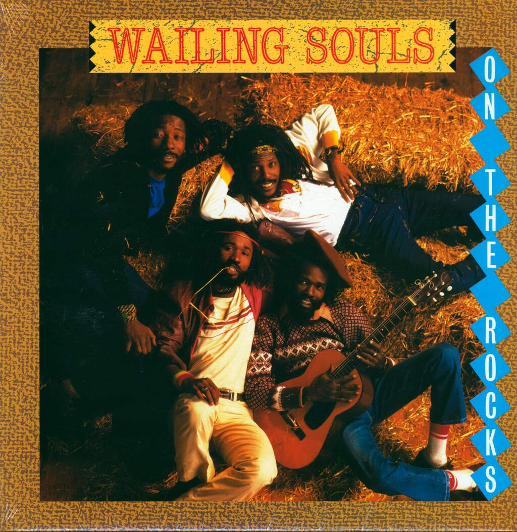 Wailing Souls: On The Rocks, LP (Vinyl)