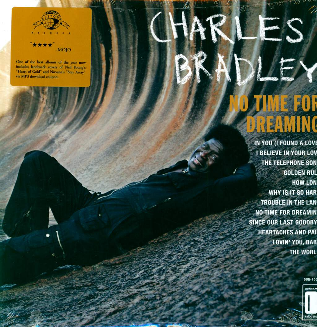 Charles Bradley: No Time For Dreaming, LP (Vinyl)