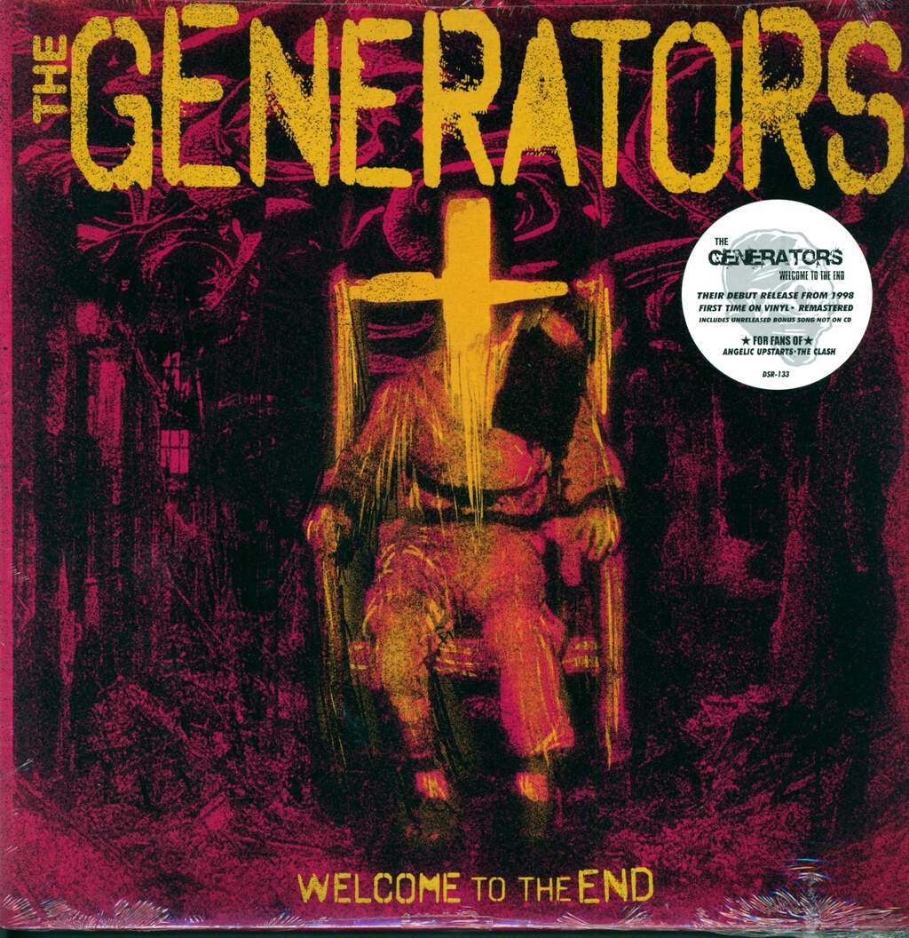 The Generators: Welcome To The End, LP (Vinyl)