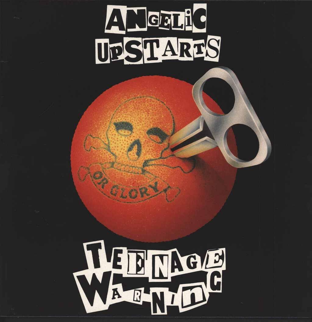 Angelic Upstarts: Teenage Warning, LP (Vinyl)